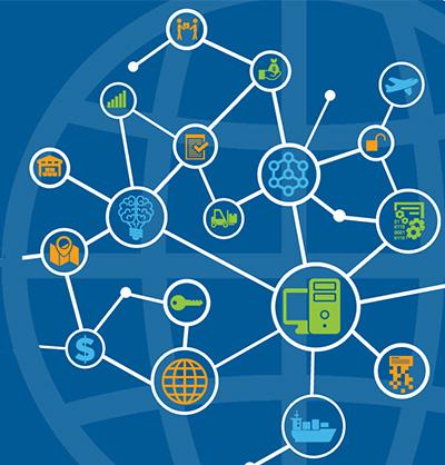 APQC Infographic Blockchain Promises Supply Chain Improvements