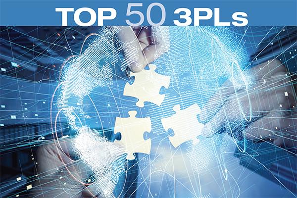 2019 Top 50 Third Party Logistics (3PL) providers
