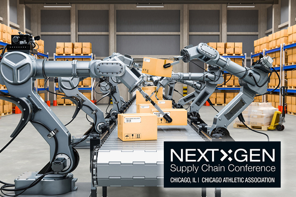 NextGen Supply Chain Conference: Get up to speed with robots
